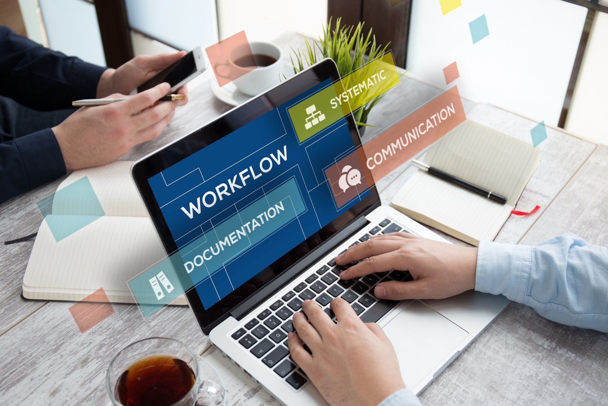 Aperfeiçoe o fluxo de trabalho e a automatização de tarefas com Nintex Workflow